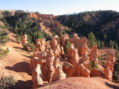 Beautiful Bryce Canyon