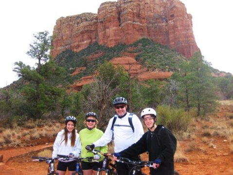 biking bell rock
