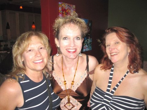 Loren, Me and Valerie!