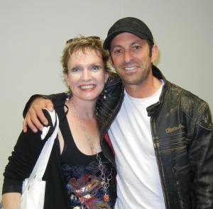 "Belle Karper and ""Act of Valor"" Scott Waugh, Director"