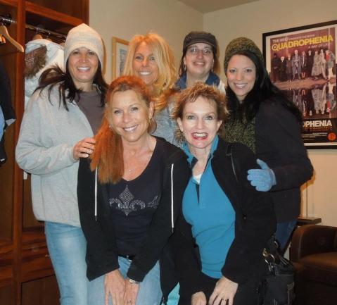 The Devestation Crew... Mammoth Chick Trip 2012