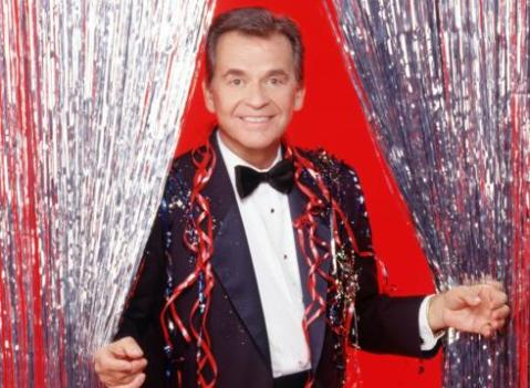 Dick Clark... ever ageless