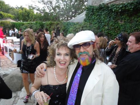 Belle with Mark Hudson Producer/Songwriter for Aerosmith and Ringo Star